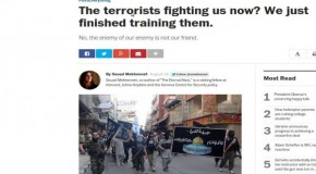 MSM Bombshell! US Trained ISIS! Now We Know, They Want Us All Dead!