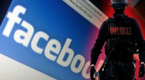 Man Arrested for Posting Song Lyrics on Facebook