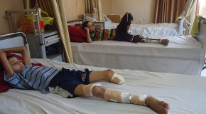 More than 3,000 Gazan children wounded in war