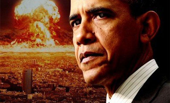 Obama's paralyzed presidency and push for war