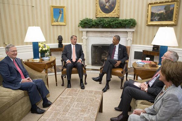 Obama Prepared To Authorize Airstrikes In Syria