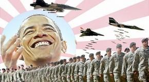 Obama Threatens War On Humanity