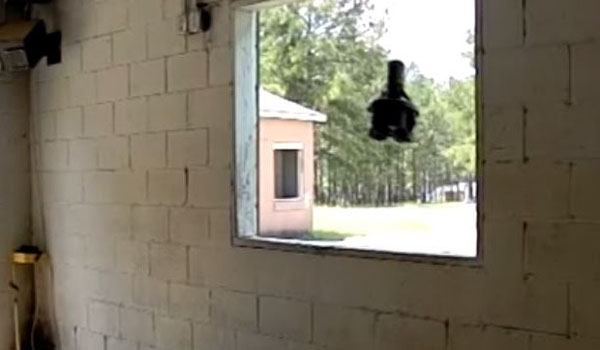 Pocket-Sized Surveillance Drone Can Fly Through Windows