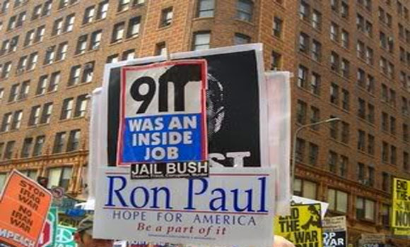 Ron Paul US govt. knew about 9 11