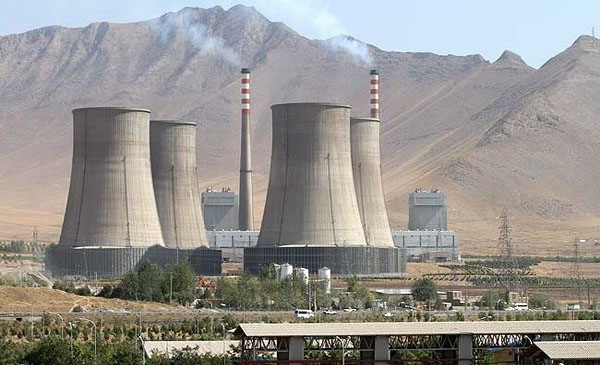 Russia to build 8 power plants in Iran Iranian minister