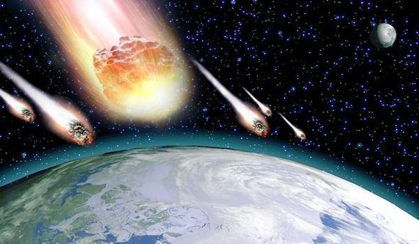 SHOCK ASTEROID WARNING Planet earth faces 100 YEARS of killer strikes starting in 2017