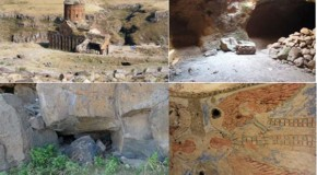 Secret underground tunnels of ancient Mesopotamian cult revealed under Ani ruins