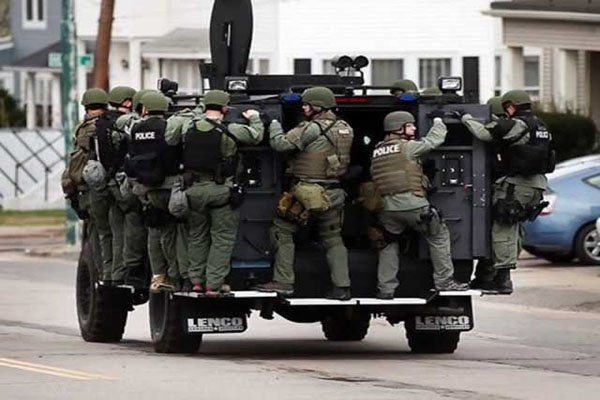Senate hearing on police militarization reveals DHS is completely out of touch with reality
