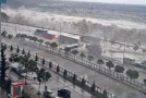 Shocking Video: Huge Tsunami Like Waves Devastate Turkey!