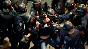 Spain Prepares for Autumn of Unrest by Buying $1.3 Billion In Riot Gear