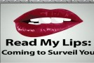 Surveillance cameras will soon be reading our lips