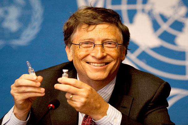 O CDC, NIH e Bill Gates possui como Patentes SOBRE Ebola existentes e Relacionados Vacinas Vacinas obrigatórias estao Perto