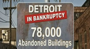 The bankruptcy of Detroit and the division of America