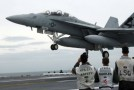 Two US Navy jets crash in western Pacific Ocean