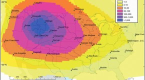 USGS Study: Yellowstone Eruption Would Send Ash Across North America
