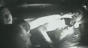 Video: Dash cam video of Texas woman who asphyxiated to death following arrest