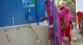 Water ATMs in Rajasthan: A Rs 5 card swipe gives 20 litres of drinking water
