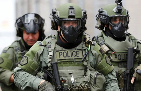 When Should We Start Forcibly Resisting Police Tyranny