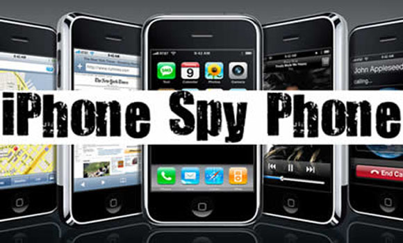 iPhone It's a spyphone Apple devices can record your every movement