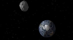 ​Way too close: 18-meter asteroid zips between Earth & moon