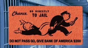 Megabanks Have The Federal Prison System Locked Up