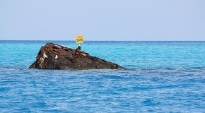 Bermuda, the shipwreck capital of the world