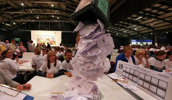 British Politicians To Face Criminal Investigation Over Scottish Referendum