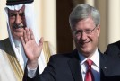 Canada: Decoding Harper's Terror Game. Beneath the Masks and Diversions
