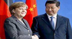 China and Russia Want to Pull Germany into Their Economic Orbit