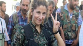Dead or alive? Fate of iconic Kurdish female fighter 'beheaded by ISIS' wrapped in mystery