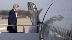 East Ukraine vote unlawful, Kerry says