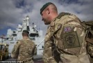 Ebola lockdown: British plan to send 3,000 UK troops into Sierra Leone to set up military blockades to restrict movement in attempt to stop the virus spreading