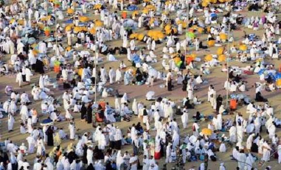 A sombra de Ebola se estende a aspirante a peregrinos Meca