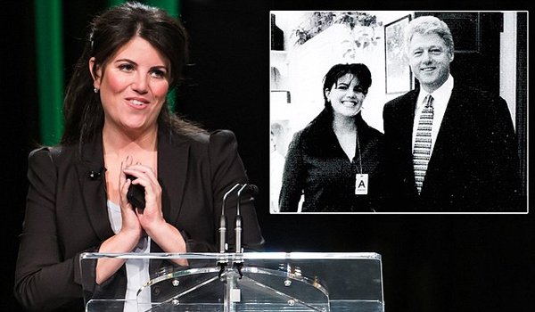 FBI interrogators threatened to throw Monica Lewinsky and her mother in jail if she didn't wear a wire against Clinton