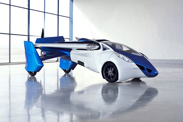 Flying car approaches liftoff as most advanced prototype yet is unveiled