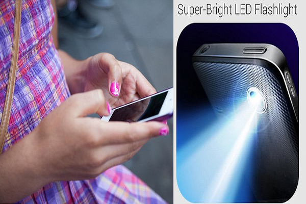 Free apps used to spy on millions of phones Flashlight program can be used to secretly record location of phone and content of text messages
