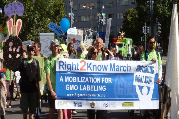 Here We Go Again Monsanto Spends Millions to Defeat State's GMO Labeling Effort