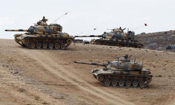 Irã adverte Turquia sobre presença militar na Síria