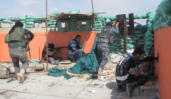 Exército Iraque retoma cidade perto de Bagdá ISIL
