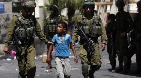 Israel continues to abuse, torture Palestinian children