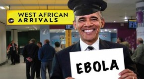 Obama Plans to Bring African Ebola Patients to the United States?