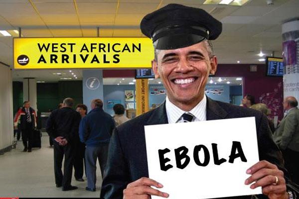 Obama planos para trazer Ebola Pacientes africanas para os Estados Unidos