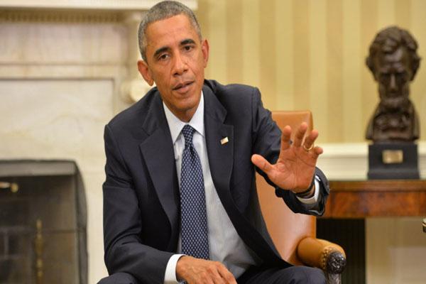 Obama fast-tracks Ebola-zone visas to U.S.