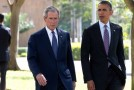 Obama, not Bush, real master of unilateral war