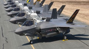 Pentagon, Lockheed sign $4 billion deal for more F-35 jets