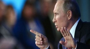 Putin speaks: Hope that Washington hears