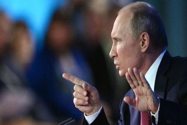 Putin fala esperança de que Washington ouve