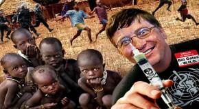 Rockefeller Foundation's Futurist Paper Details 'Ebola Plot'