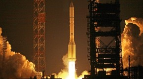 Russian communications satellite placed into orbit