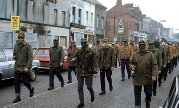 Pânico satânico como agentes britânicos alimentado temores sobrenaturais em Troubles